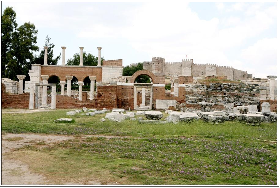 사도요한 기념교회